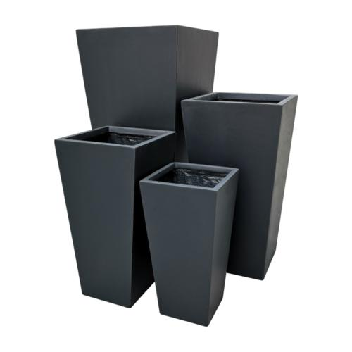 81012-stonelite-entrance-square-pot-Charcoal