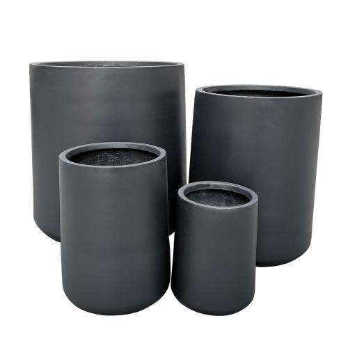 81029-stonelite-romano-round-pot-charcoal