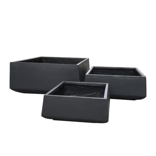 StoneLite-Romano-Low-Square-Pot-81030-charcoal