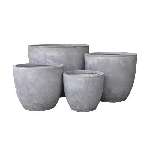 StoneLite-Squat Egg-81082-Pot-concrete-online