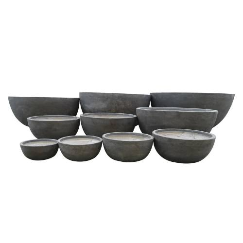 StoneLite-Deep-Bowl-81213-Concrete-Pots